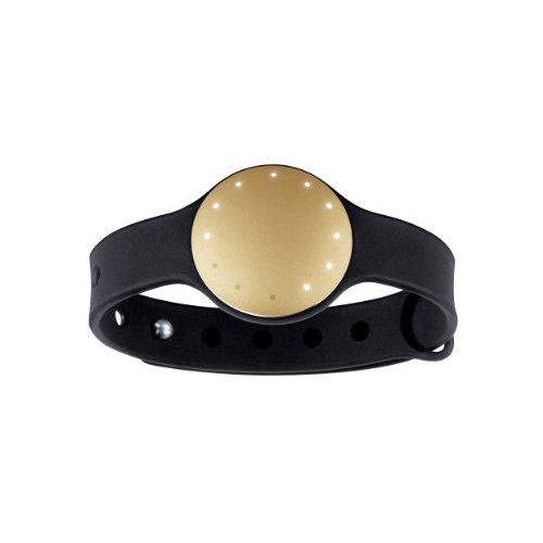 Misfit Shine 蓝牙手环 iphone使用 无线健康计步器,同步销售 手表 防水 纽扣式 运动追踪器计步器手环防水 摆脱不健康 璀璨金