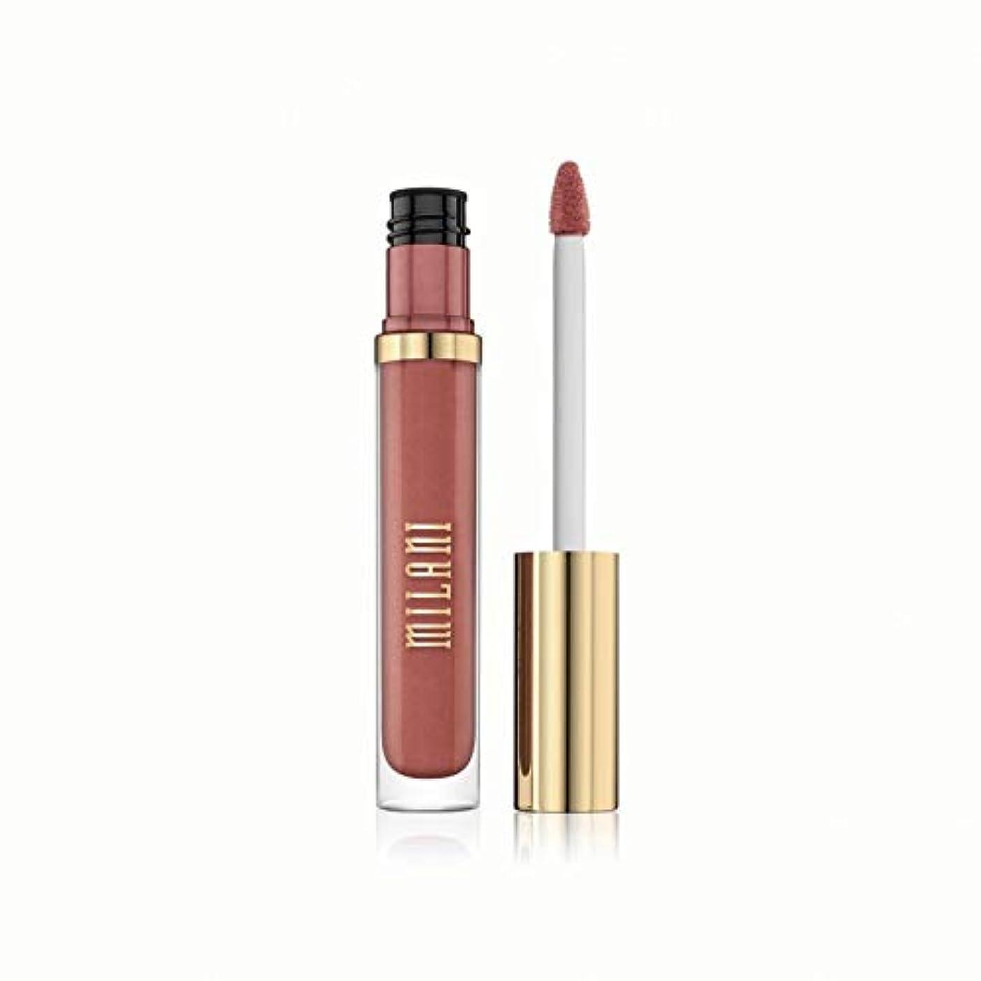 知覚するマーチャンダイザー報復するMILANI Amore Shine Liquid Lip Color - Addiction (並行輸入品)