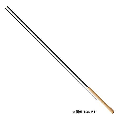 Daiwa Neo TENKARA - Caña de Pescar con Mosca para Carrito de Pesca X45 HVF Carbono, 39 (3.94m)