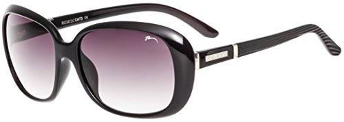 Gafas de Sol Mujer/Gafas de Sol Relax Antipoda/ R0301 (Negro / Humo R0301C)