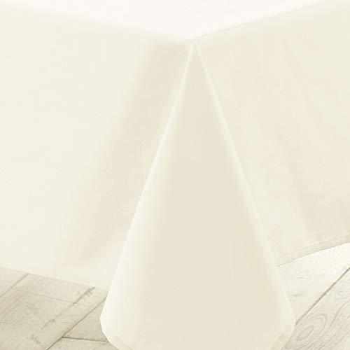 douceur d'intérieur nappe rectangle 140x200cm essentiel naturel
