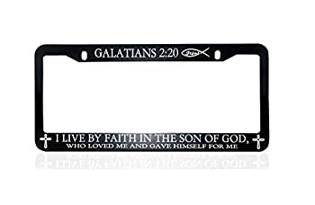 Best religious license plate frame Reviews