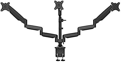 Monoprice Triple Monitor Gas Spring Mount for up to 32