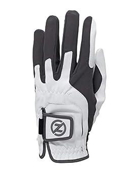 Zero Friction Stryker Performance Golf Glove White Universal-Fit