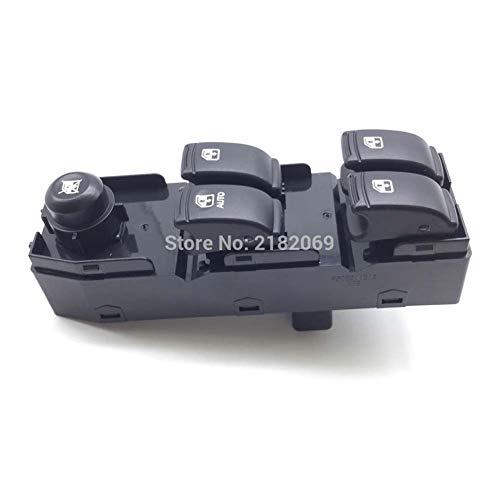 MNBHD Interruptor de Control de Ventana Interruptor de Ajuste for Chevrolet Optra en Forma for el Ajuste de Daewoo Lacetti en Forma for el Frente de Izquierda 96552814 Maestro Ventana de energía