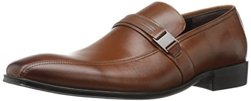 Kenneth Cole REACTION Herren Save-ty First, Cognac, 42 EU