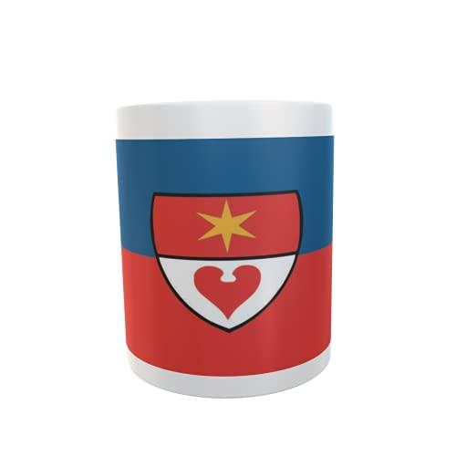 U24 Tasse Kaffeebecher Mug Cup Flagge Essen (Oldenburg)