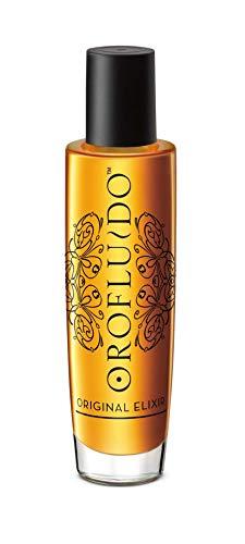 Orofluido Original Elixir Haaröl mit Arganöl, für Geschmeidigkeit und Glanz, 1er Pack (1 x 50 ml)