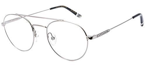 Gafas de Vista Etnia Barcelona BORN Silver 50/19/145 unisex