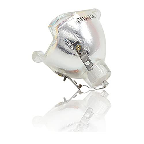 CXOAISMNMDS Compatible 5j.j3905.001 Proyector Lámpara Desnuda Bombilla Ajuste para BENQ W7000 W7000 + Reemplazo de la Bombilla del proyector