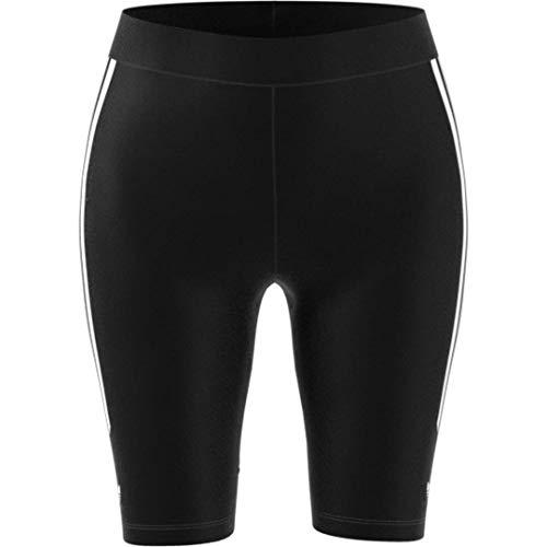 adidas Originals Mallas de ciclismo para mujer - negro - Small