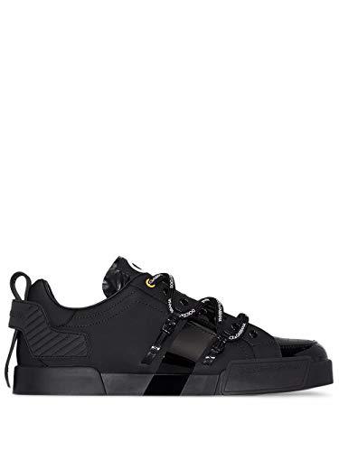 Luxury Fashion | Dolce E Gabbana Uomo CS1783AJ98689690 Nero Sneakers |