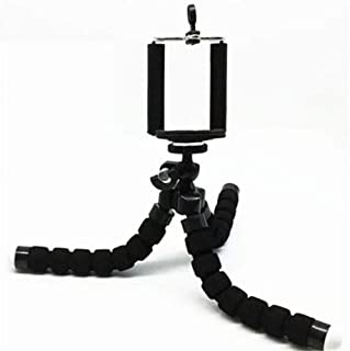 TK#-Live Tripods - Universal Car Mini Flexible Tripod+Bluetooth Remote Shutter for iPhone Mini Portable Selfie phone Stand...