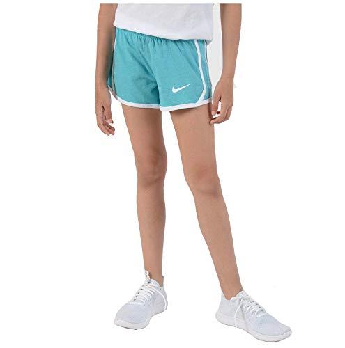 Nike Girls' Sportswear Jersey Shorts - Cabana, Large