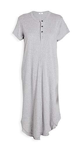 Wilt Women's Shifted Henley Dress