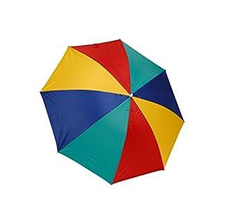 Clamp on Beach Chair Clamp Umbrella- 4  - Multi Colored