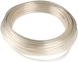 "1/4"" ID x 1/2"" OD x 1/8"" Wall Superthane Natural Color Ether Based Tubing (10 Ft)"