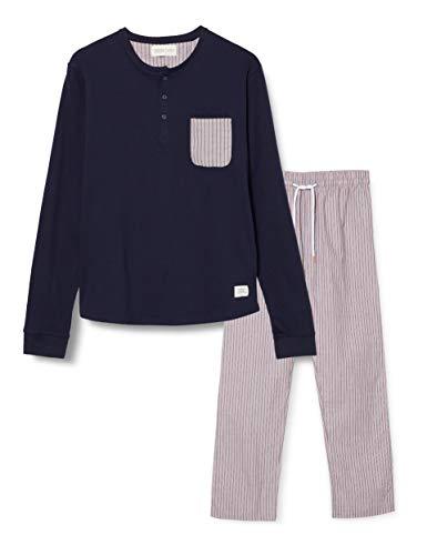 Springfield Pij Long Stripe Pant Orga-c/12 Pantalones de