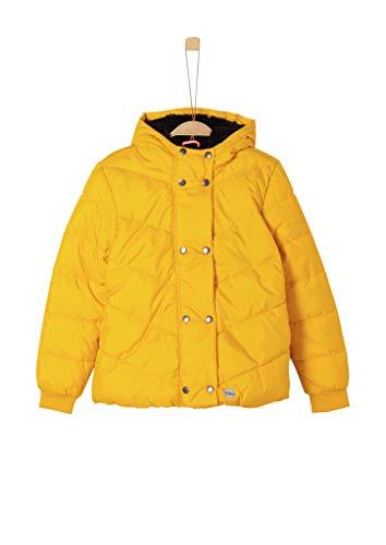 s.Oliver Mädchen 73.909.51.5101 Jacke, Gelb (Yellow 1394), 152 (Herstellergröße: M)