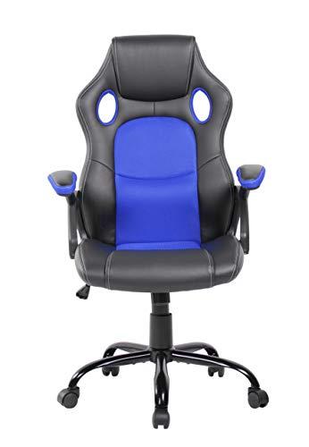 ConfortChoice - Sedia Gaming Atreus/Blu 79x65x33cm