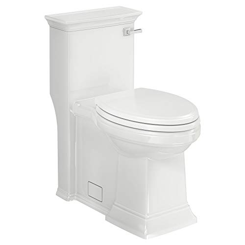 2851A105.020 Town Square S Right Height Elongated One-Piece Toilet with Seat, White