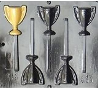 chocolate trophy mould