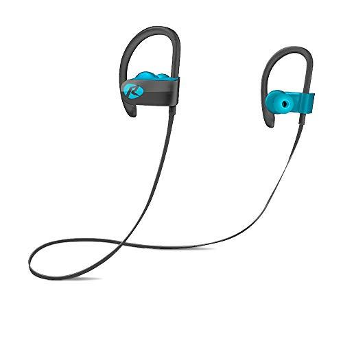 Redlemon Audífonos Bluetooth Inalámbricos Premium, Sonido Ultra HD, Resistentes a Agua y Polvo Grado…