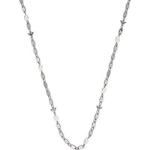 Emporio Armani Collares De las mujeres Plata esterlina Sin piedras preciosas 0 - EG3472040