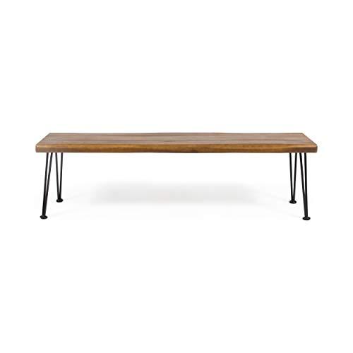 Minimalist Modern Bench