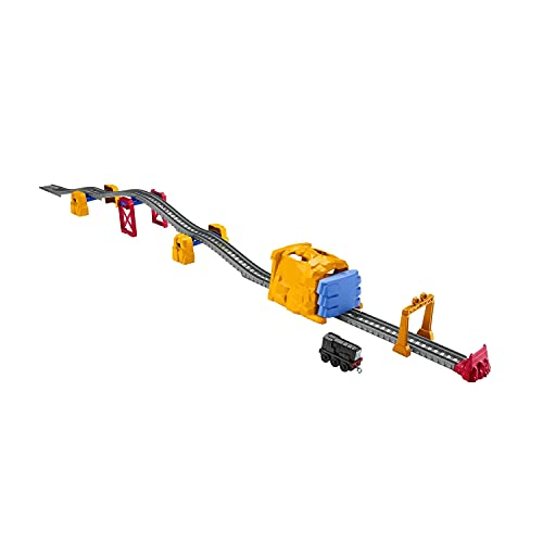 Thomas & Friends Fisher-Price Diesel Tunnel Blast Train Set
