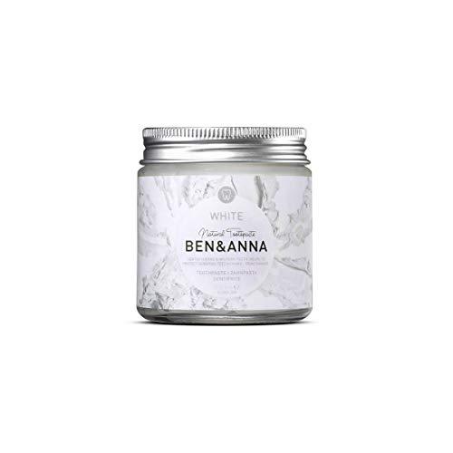 BEN & ANNA Natural Care Bio Toothpaste White
