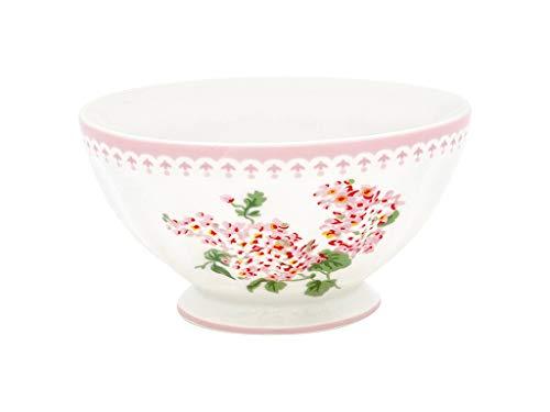 GreenGate - Schale, Schälchen, Cafe au Lait Tasse - French Bowl - XLarge - Luna - Porzellan - 400 ml