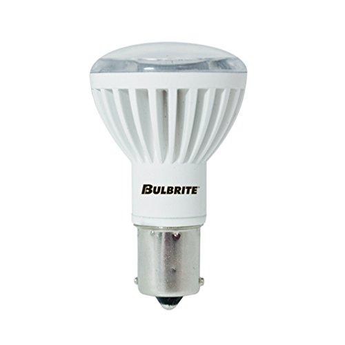 Bulbrite LED R12 Non-Dimmable Single-Contact Bayonet Base (BA15S) Elevator Lamp 20 Watt Equivalent 3000K 1-Pack