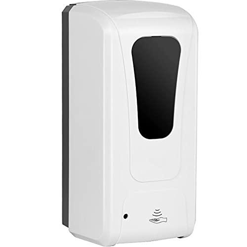 Dispenser di sapone, distributore automatico di sapone ad alta capacità touchless dotato di sensore di movimento a infrarossi impermeabile