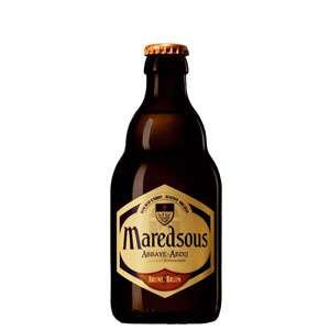 Brasserie Moorgat - Maredsous 8 33Cl X6