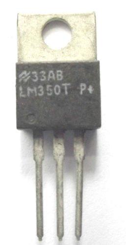 National lm350t LDO Regulator POS 1,2V bis 33V 1A 3P to-220ab