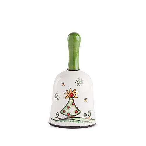 Egan Campanella, Ceramica Smaltata, Avorio, Small