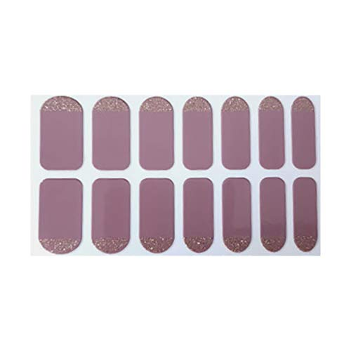 jieGorge 3D Nail Sticker Nail Art Water Transfer Sticker Decals Leaf Summer DIY Manicure, Nail Art, Health and Beauty Products (B)