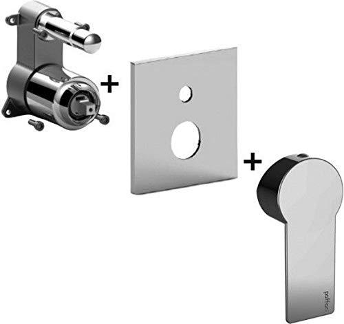 TABOX015CR Set esterno miscelatore incasso doccia (2 uscite) TANGO PAFFONI