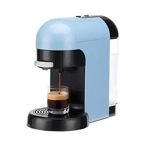 XINDONG Single Serve Coffee Maker Brewer for Okay-Cup Pod & Ground Coffee Thermal Drip Instant Coffee Machine with Self Cleaning Function, Brew Strength Control