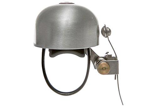 CRANE Bell Co. Fahrradklingel E Ne W Clamp Band Mount, Silber, 3.7 x 3.7 x 5 cm