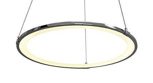 Suspension LED Halos, cctk : 4000 K, 22 W