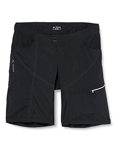 VAUDE Damen Hose Women's Tamaro Shorts, black, 38