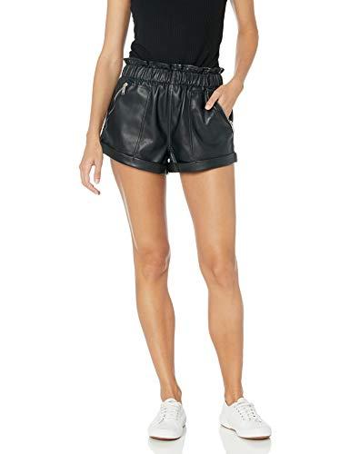 [BLANKNYC] Women's Elastic Waist Shorts w/ Patch Pockets   Maleficent, Size 28