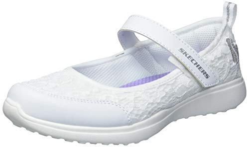 Skechers Lovely Lacey (Ballerina Weiss / 32)