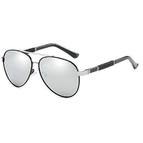 U/A Gafas De Sol Polarizadas Clásicas De Dos Tonos Con Degradado De Primavera