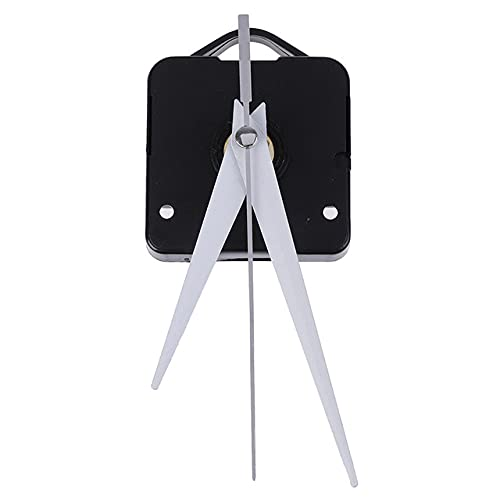 YHYMY Piezas de Mecanismo de Reloj DIY,Reloj de Cuarzo Negro Colgante clásico,Movimiento de Reloj de Pared,Movimiento de Reloj de Pared de Cuarzo