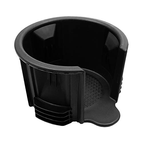 Cup Holder, Fits for Land Rover Discovery Range Rover Sport LR2 LR3 LR4 2005-2019, Car Cup Holder Insert OE Replacement LR087454 LR021330, Water Cup Drink Holder Car Coffee Drinks Bottles Storage Rack