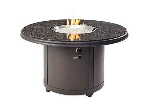 Best Prices! Outdoor Greatroom Company Beacon 27 Granite Top Patio Fire Pit
