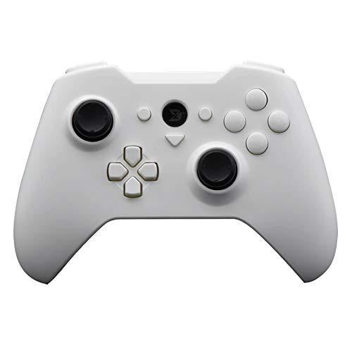 ZD -O Controlador de juego inalámbrico Bluetooth con cable USB para Windows 7 8 10 PC/Lapto/Switch/Android Tablet VR TV Box/, Dual Shock Gamepad de movimiento incluidos giroscopio de 6 ejes